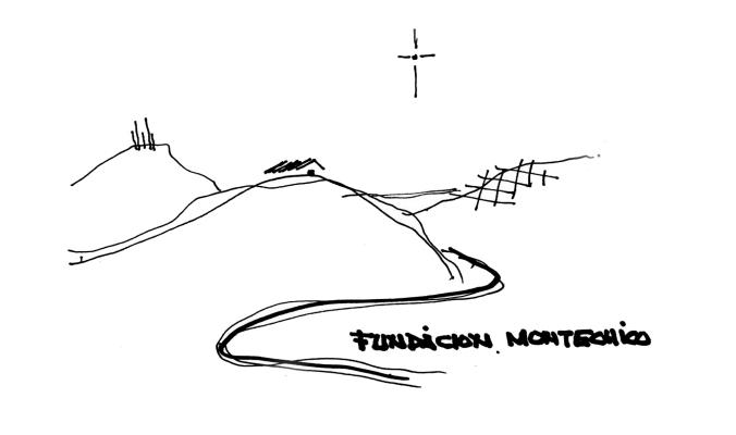Dibujo Montechico